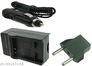 Charger for PENTAX OPTIO WG-2 GPS