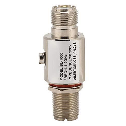 Topiky BL-1000 200W 50 Ohm geleider met PL259 socket/UHF socket / SO239/M aansluiting interface voor PL259 socket/UHF socket / SO239/M bus interface
