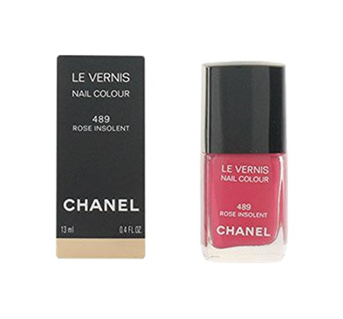 Chanel le Vernis Nagellack 489 - rosa insolent - Damen, 1er Pack (1 x 13 ml)