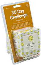 doiy 30 days happiness challenge English by