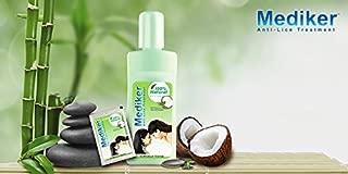 Mediker Anti Lice Treatment Shampoo 50ml With Coconut, Neem & Camphor