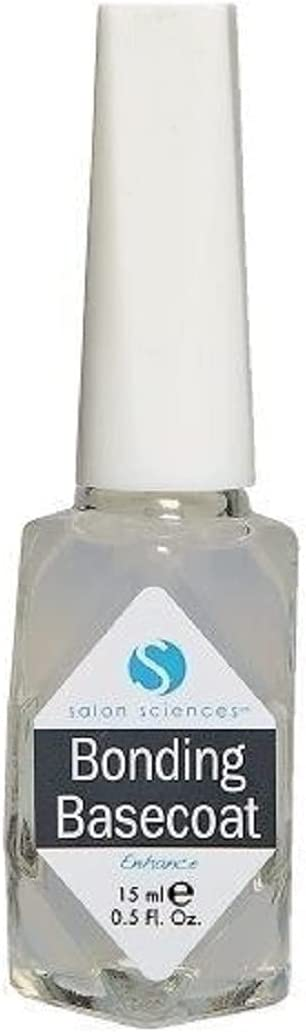 Salon Sciences Weekly update 3pc Nail mart Top and 2 Coat in 1 Enhanced Base