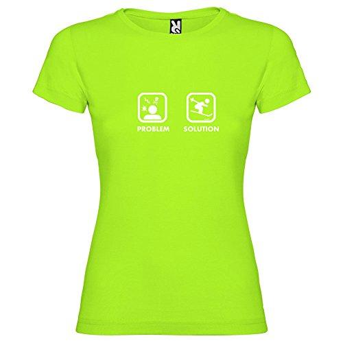 Kruskis 11502280X xlk107Shirt, Damen, Pistaziengrün, 2x l