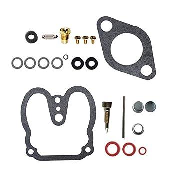 ALL-CARB Carburetor Repair Kit Replacement for Wisconsin K2119 LQ37 VG4D V460D VH4D V465D W4-1770