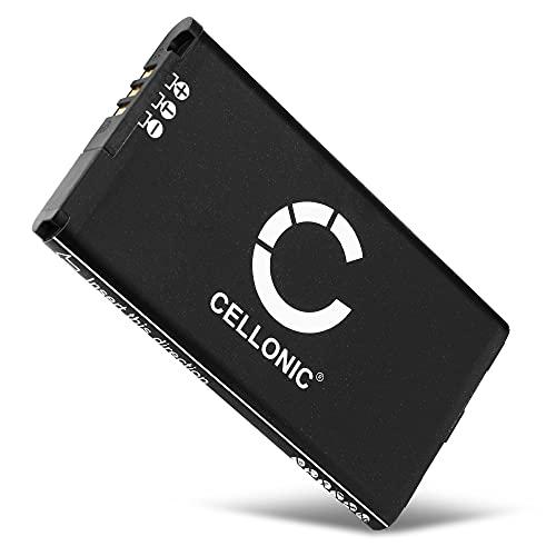 CELLONIC® Batería de Repuesto SPR-001, SPR-003, SPR-A-BPAA-CO para 3DS XL/New 3DS XL, 1800mAh, Accu de Larga duración