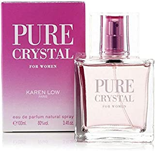 Karen Low Pure Crystal Perfume for Women 100ml Eau de Parfum