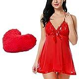 Billebon Comfortable Honeymoon Dress Combo - Sexy Lingerie and Dress Honeymoon Dresses