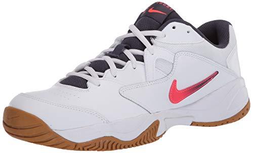 Nike Court Lite 2, Zapatilla de Tenis para Hombre, White