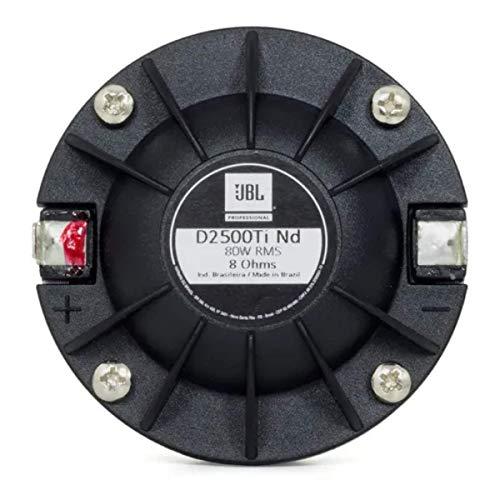 Driver JBL Selenium D2500Ti Neodímio - 80 Watts RMS