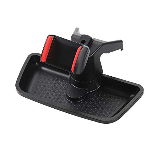 KKmoon Cell Phone Holder, Car Mount Rotatable Phone Mount for Jeep Wrangler JK 2012-2017
