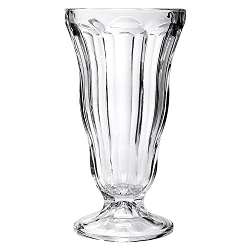 Vintage Dessert Glass, Set of 12