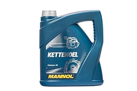 MANNOL kettenoel motorenöl, 4L