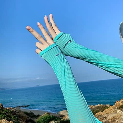 Zhouwei INS Tide Wild Summer Thin Trust Anti-UV ice Ultra-Cheap Deals Silk Outdoor Money
