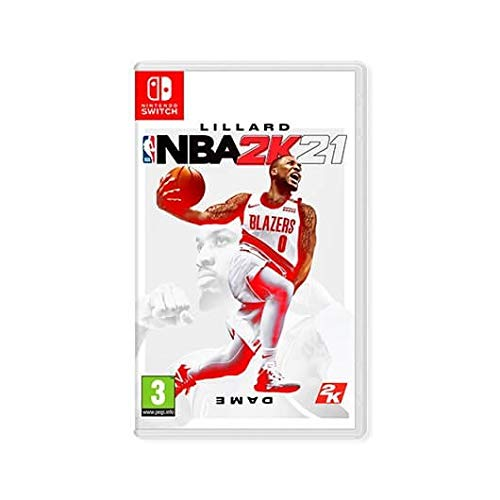 Nintendo Juego Switch NBA 2K21