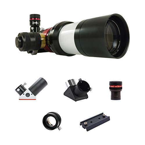 Read About Lunt Solar Systems - Day and Night Modular Professional Telescope, All-in-one 60mm Apertu...