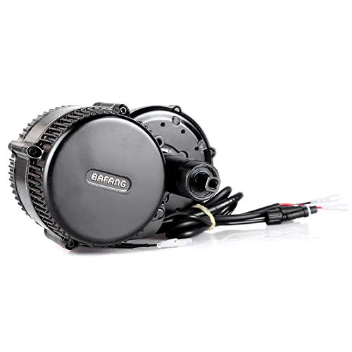 bafang Elektrofahrrad Ebike Mittelmotor BBS02B 36V 500W DIY Umbausatz 8fun Display Kit