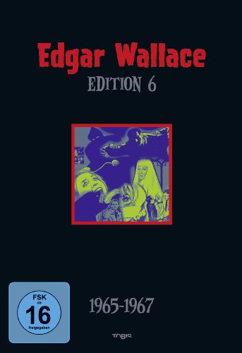 Edgar Wallace Edition 06 (4 DVDs)
