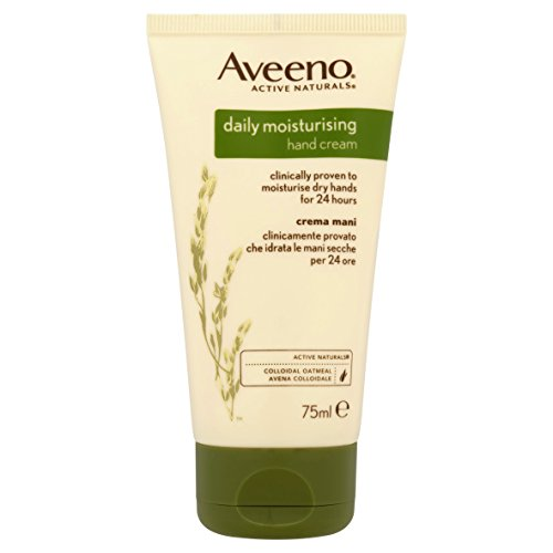 Aveeno Daily Moisturising Hand Cream, 75 ml