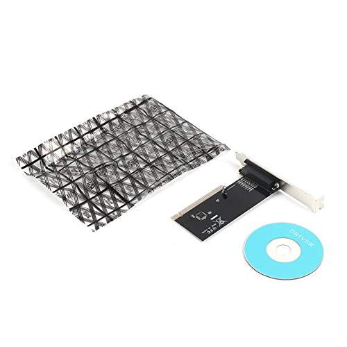 Peanutaoc Nieuwste IEEE 1284 Printer DB25 Parallelle Poort naar PCI I/O Controller Card Adapter groothandel