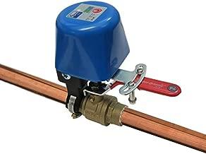 EcoNet Controls EBV105-HCM Z-Wave Water Valve, Smart Home, No Plumbing, 3/4