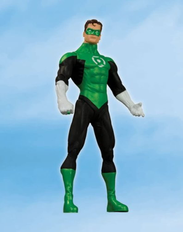 DC Comics Justice League of America Series 3 Green Lantern Action Figure