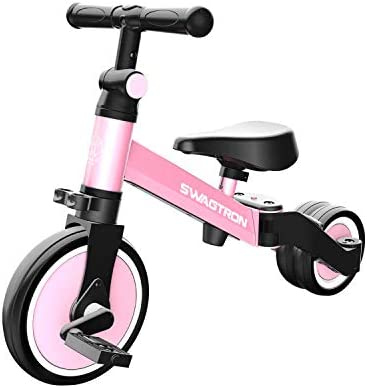 SWAGTRON K7 3 in 1 Ride On Balance Trike Tricycle and Balance Bike for Kids Ages 10 Months 5 product image