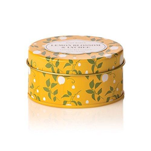Rosy Rings Travel Tin - Lemon Blossom & Lychee