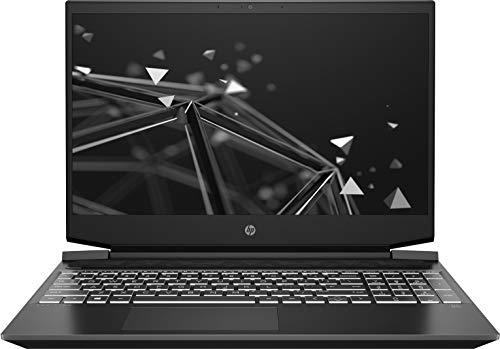 "HP Pavilion Gaming 15-ec1028ns 15.6"" FullHD (1920 x 1080 Pixeles AMD Ryzen 7 16 GB 512 GB SSD NVIDIA® GeForce® GTX 1650 Ti FreeDOS) Negro - Teclado QWERTY Español"