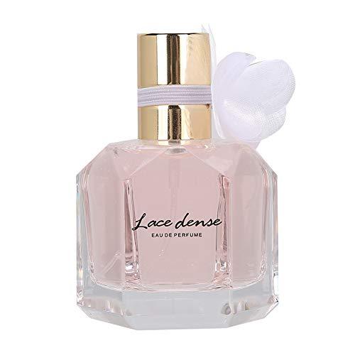 Lady Perfume Floral Light Fragrance Perfume para mujer Perfume refrescante de larga duración para mujer con boquilla de aluminio (rosa)