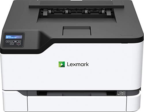 Best Buy! Lexmark C3224dw Color Laser Printer with Wireless Capabilities, Standard Two Sided Printin...