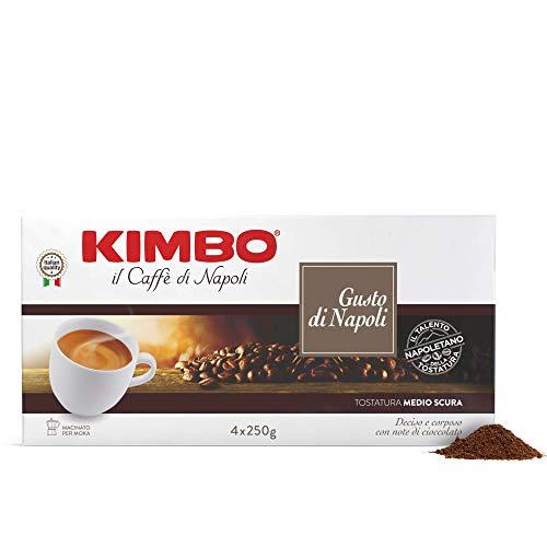 Kimbo Gusto Di Napoli 4X250 Grammi - 900 g