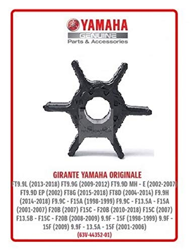 NAUTICA ITALIA GIRANTE Originale Yamaha 63V-44352-01