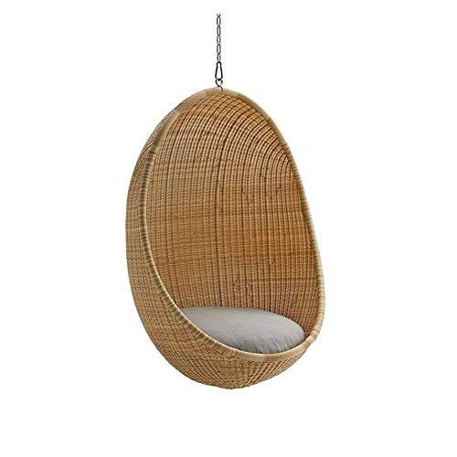 Outdoor Swing Cradle Lazy Bird's nest Hanging Basket Wicker chair Courtyard Balcony