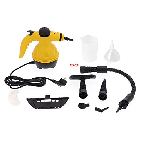 GAESHOW Multifunctionele stoomreiniger, draagbare reinigingsmachine voor thuis, auto, EU-stekker, 220-240 V