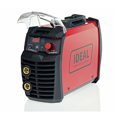 Ideal TECNO ARC 211 IGBT MMA/TIG VRD Soldadora Inverter 200A Synergie