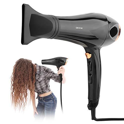 【𝐂𝒚𝐛𝐞𝐫 𝐌𝐨𝐧𝐝𝐚𝒚】Secador de pelo, secador de pelo eléctrico duradero, resistencia a la fricción para peluquería casera