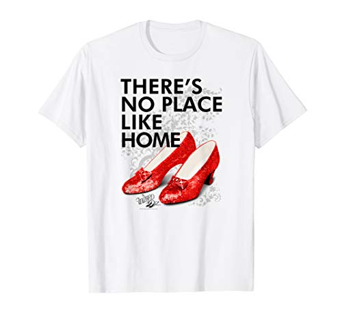 Wizard of Oz No Place Like Home T-Shirt