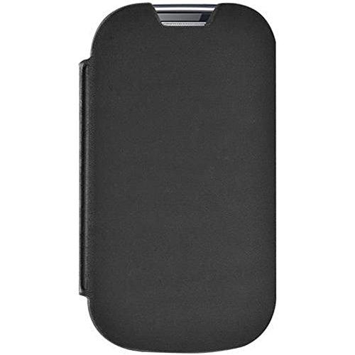 BLUEWAY ETUIFNBS6790MF - Funda con Tapa de Estilo Libro para Samsung Galaxy Fame S6810, Color Negro