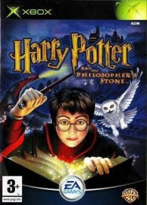 XBOX Harry potter e la pietra filosofale