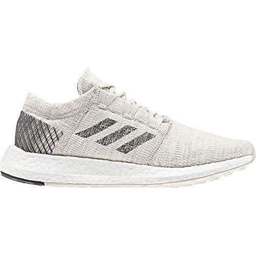 Adidas Pureboost GO J, Zapatillas de Deporte Unisex Adulto, Multicolor (Nondye/Grisei/Blapur 000), 38 2/3 EU