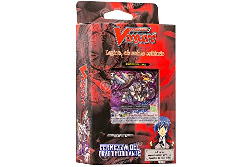 Cardfight Vanguard Trial Deck 17: Fermezza del Drago Bloccante Mazzo