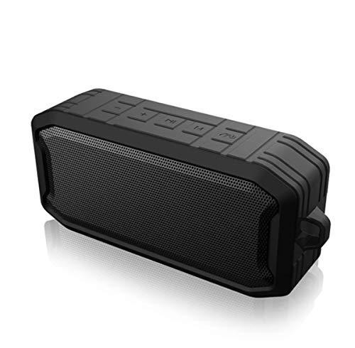 Bluetooth-luidspreker, draagbare waterdichte draadloze luidspreker voor buiten, mini-luidspreker, ondersteunt TF-kaart, FM-radio, stereo-high-fidelity audiobox, waterdicht en stofdicht, A