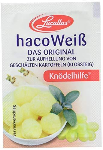 Hacoweiss Knödel, 20er Pack (20 x 5 g)