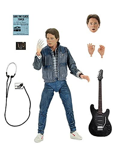 NECA - Back To The Future Marty Mcfly 85 Audition Ultimate 7 Action Figure