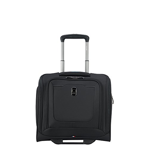 DELSEY Paris Lightweight Rolling Laptop Bag, Black