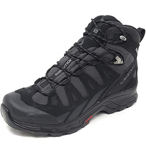 Salomon Quest Prime Gore-Tex (impermeable) Hombre Zapatos de trekking, Negro...