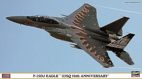 1 72 F-15DJ Adler 23SQ 10 Anniversary Special