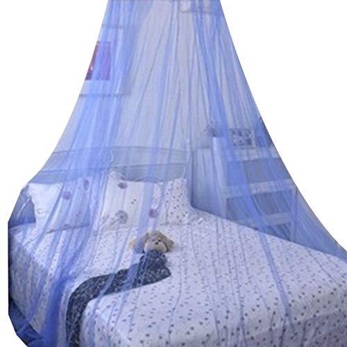 GFCGFGDRG Tragbare mongolische Folding Bed Net Dome Spitze Mosquito Bidirektionale Bedding Net Bett Indoor Outdoor-Spiel-Zelt