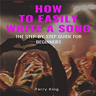How to Easily Write a Song audiobook cover art