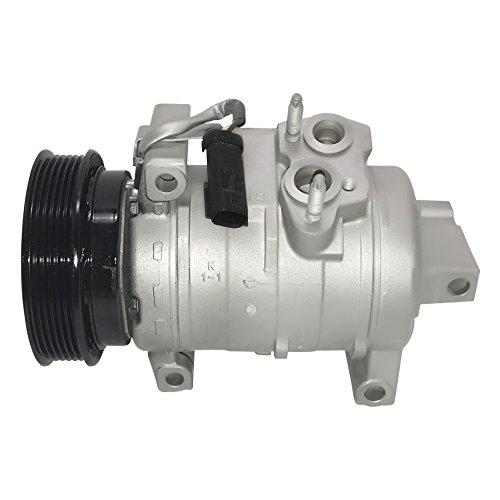 RYC Remanufactured AC Compressor and A/C Clutch IG346